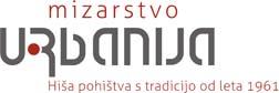 Mizarstvo Urbanija logo